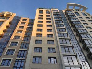 Остекление квартиры в Киеве