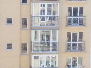 Французский балкон в квартире