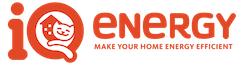 Логотип Ай кью энерджи