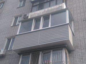 Балкон под ключ в Киеве