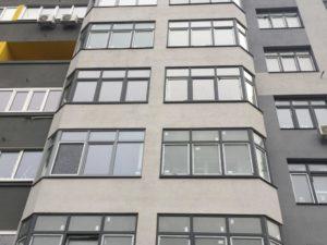 эркерный балкон Киев