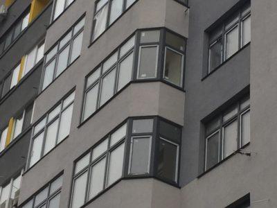 Эркерное остекление в Киеве